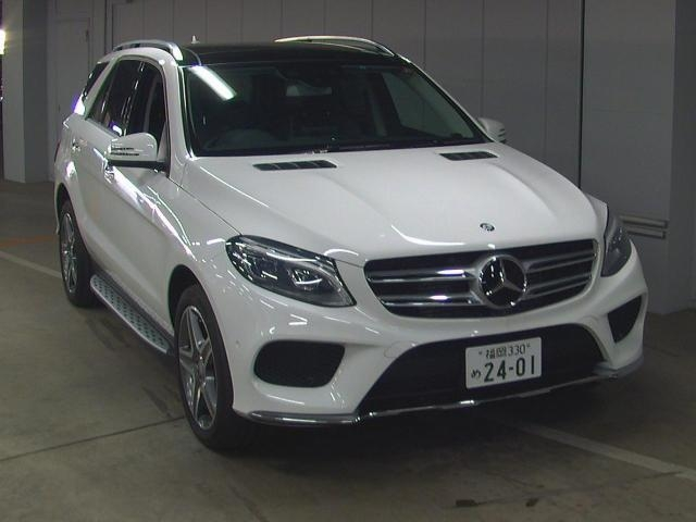 Import and buy MERCEDES BENZ ML CLASS 2016 from Japan to Nairobi, Kenya