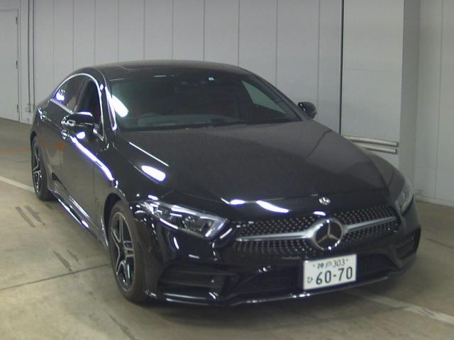 Import and buy MERCEDES BENZ CLS CLASS 2018 from Japan to Nairobi, Kenya