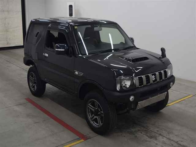 Import and buy SUZUKI JIMNY 2015 from Japan to Nairobi, Kenya