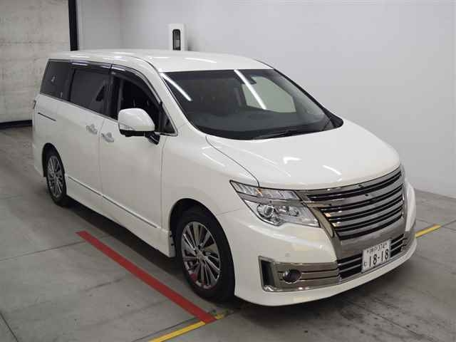 Import and buy NISSAN ELGRAND 2020 from Japan to Nairobi, Kenya