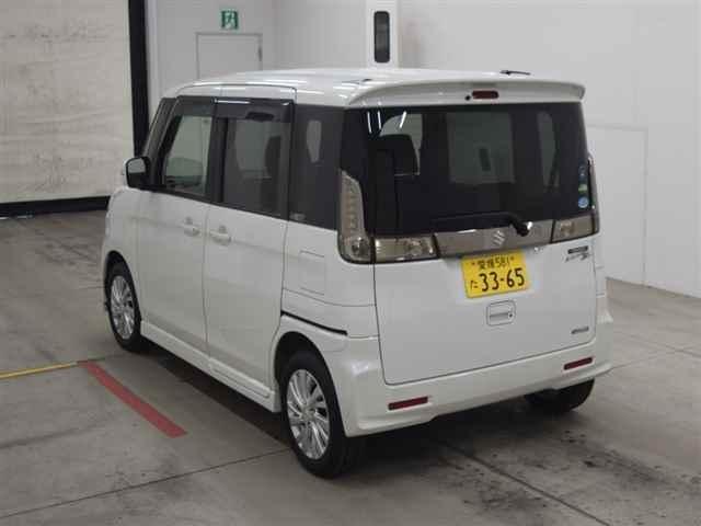 Import and buy SUZUKI SPACIA CUSTOM 2017 from Japan to Nairobi, Kenya