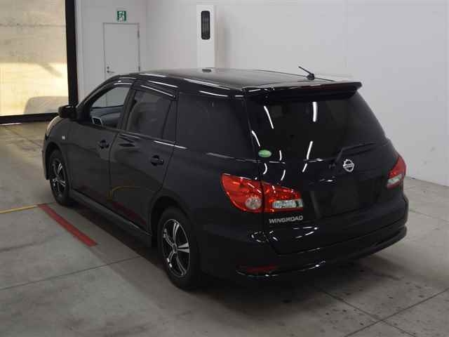 Import and buy NISSAN WINGROAD 2014 from Japan to Nairobi, Kenya