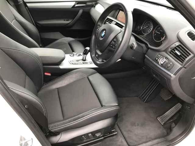 Import and buy BMW X3 2014 from Japan to Nairobi, Kenya
