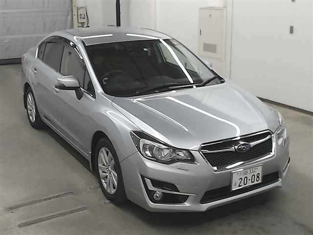 Import and buy SUBARU IMPREZA G4 2016 from Japan to Nairobi, Kenya