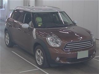 Import and buy MINI OTHER 2014 from Japan to Nairobi, Kenya