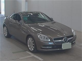 Import and buy MERCEDES BENZ SLK CLASS 2015 from Japan to Nairobi, Kenya