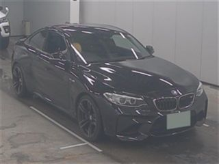 Import and buy BMW M2 2016 from Japan to Nairobi, Kenya