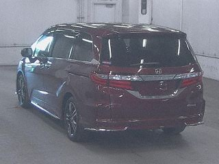 Import and buy HONDA ODYSSEY HYBRID 2016 from Japan to Nairobi, Kenya
