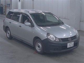 Import and buy MAZDA FAMILIA VAN 2015 from Japan to Nairobi, Kenya