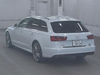 Import and buy AUDI A6 AVANTE 2016 from Japan to Nairobi, Kenya