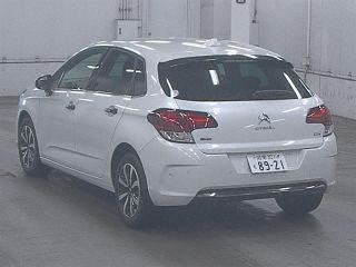 Import and buy CITROEN C4 2017 from Japan to Nairobi, Kenya
