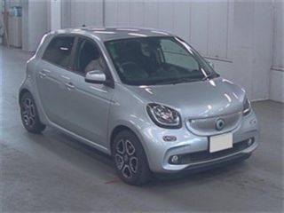 Import and buy SMART FOURFOUR 2016 from Japan to Nairobi, Kenya