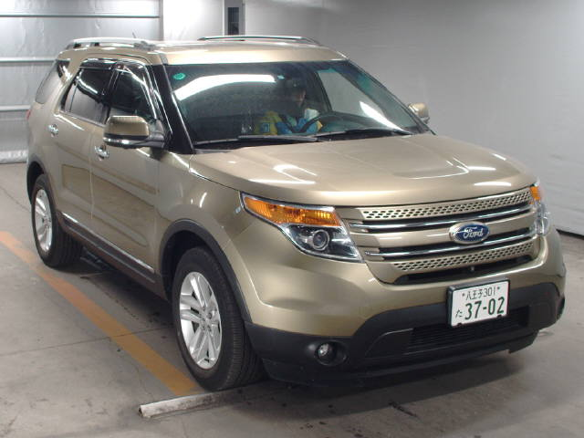 Ford Ford Auction >> Buy Import Ford Ford Explorer 2011 To Kenya From Japan Auction