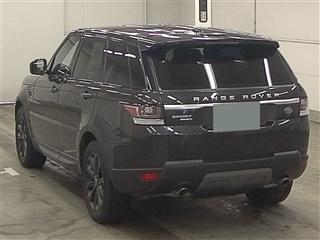 Import and buy LAND ROVER RANGE ROVER SPORT 2014 from Japan to Nairobi, Kenya