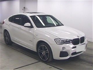 Import and buy BMW X4 2014 from Japan to Nairobi, Kenya