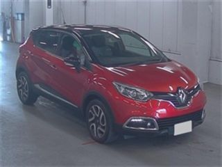 Import and buy RENAULT CAPTUR 2016 from Japan to Nairobi, Kenya