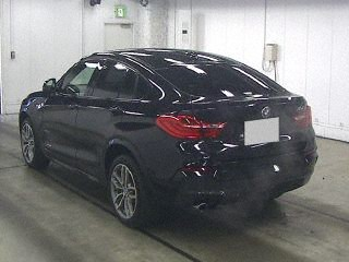 Import and buy BMW X4 2015 from Japan to Nairobi, Kenya