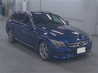 Import and buy MERCEDES BENZ C CLASS STATION WAGON 2016 from Japan to Nairobi, Kenya