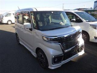 Import and buy SUZUKI SPACIA CUSTOM 2018 from Japan to Nairobi, Kenya