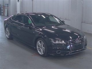 Import and buy AUDI A7 SPORTBACK 2014 from Japan to Nairobi, Kenya