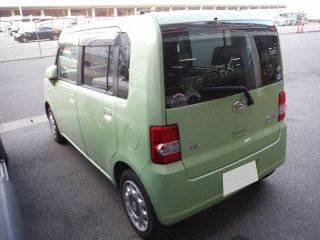 Import and buy DAIHATSU MOVE CONTE 2014 from Japan to Nairobi, Kenya