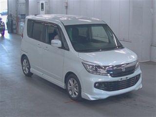 Import and buy SUZUKI SOLIO BANDIT 2014 from Japan to Nairobi, Kenya