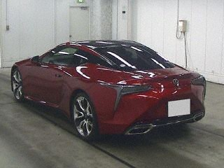 Import and buy LEXUS LC 2018 from Japan to Nairobi, Kenya