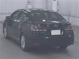 Import and buy LEXUS HS 2014 from Japan to Nairobi, Kenya