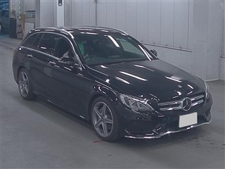 Import and buy MERCEDES BENZ C CLASS STATION WAGON 2018 from Japan to Nairobi, Kenya