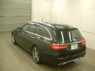 Import and buy MERCEDES BENZ E CLASS STATION WAGON 2018 from Japan to Nairobi, Kenya