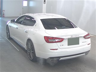Import and buy MASERATI QUATTROPORTE 2014 from Japan to Nairobi, Kenya