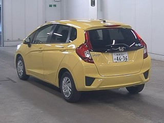 Import and buy HONDA FIT 2013 from Japan to Nairobi, Kenya