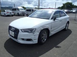 Import and buy AUDI A3 SEDAN 2015 from Japan to Nairobi, Kenya