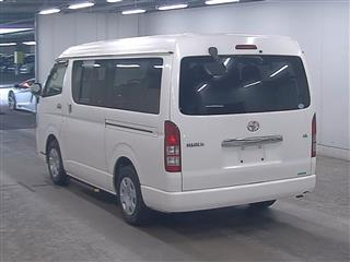Import and buy TOYOTA HIACE 2013 from Japan to Nairobi, Kenya
