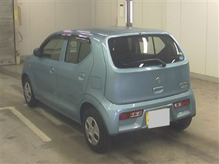 Import and buy SUZUKI ALTO 2020 from Japan to Nairobi, Kenya