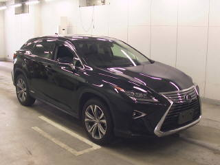 Import and buy LEXUS RX 2015 from Japan to Nairobi, Kenya