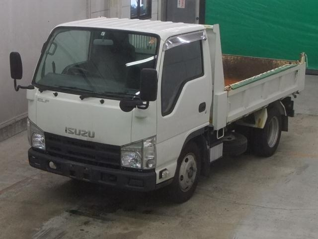 Buy ISUZU ELF (2012) from Japan auction and import to Kenya