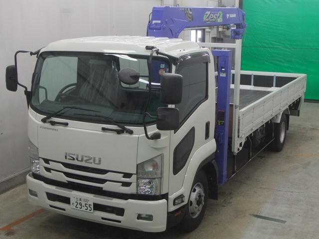 Import and buy ISUZU FORWARD 2017 from Japan to Nairobi, Kenya