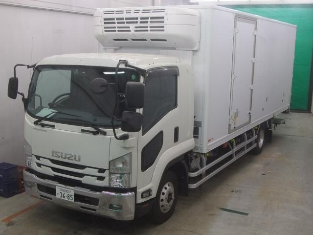 Import and buy ISUZU FORWARD 2016 from Japan to Nairobi, Kenya