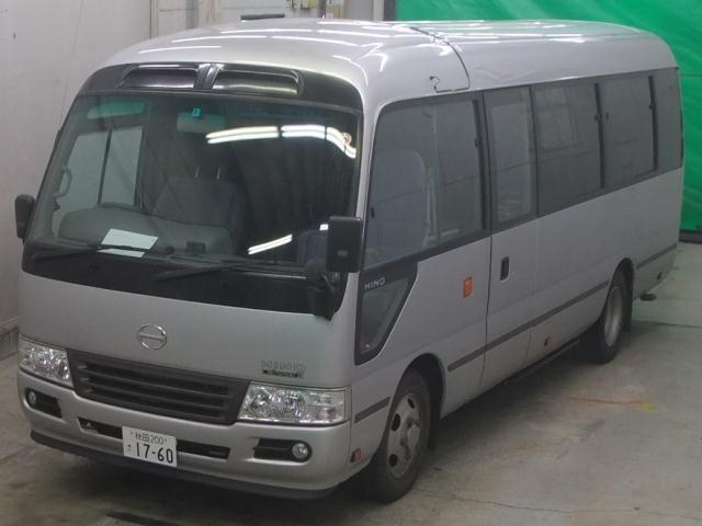 Import and buy HINO LIESSE 2014 from Japan to Nairobi, Kenya