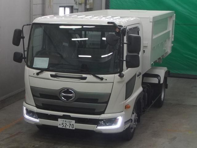 Import and buy HINO RANGER 2018 from Japan to Nairobi, Kenya