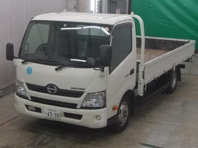Import and buy HINO DUTORO 2015 from Japan to Nairobi, Kenya