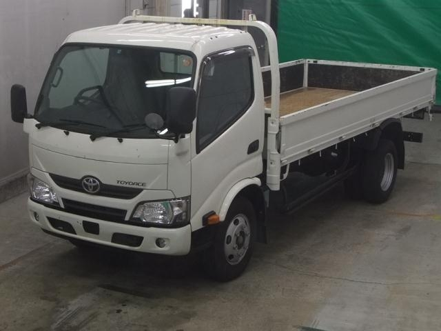 Import and buy TOYOTA TOYOACE 2016 from Japan to Nairobi, Kenya