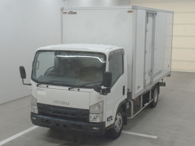 Import and buy ISUZU ELF 2016 from Japan to Nairobi, Kenya