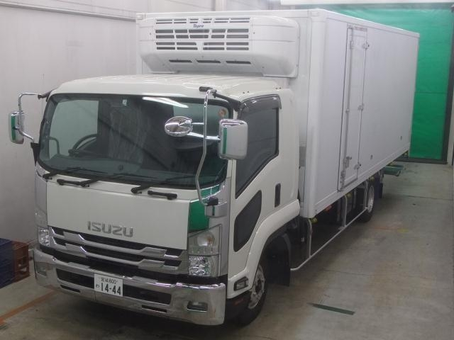 Import and buy ISUZU FORWARD 2018 from Japan to Nairobi, Kenya