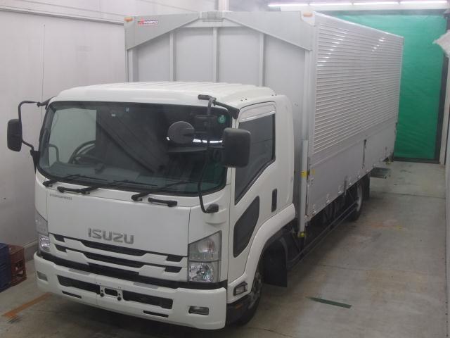 Import and buy ISUZU FORWARD 2014 from Japan to Nairobi, Kenya