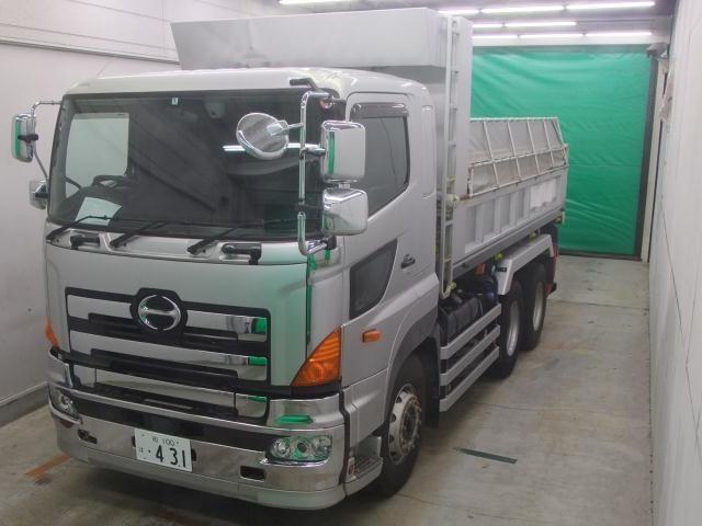 Import and buy HINO TRUCK 2015 from Japan to Nairobi, Kenya