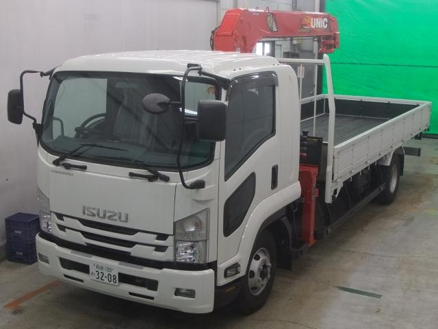 Import and buy ISUZU FORWARD 2018 from Japan to Nairobi, Kenya