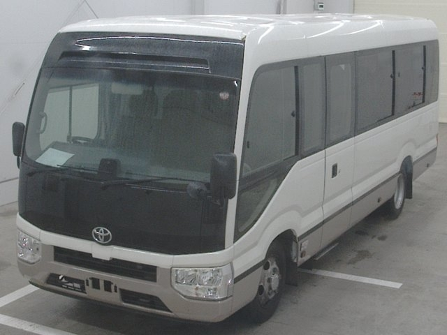 Import and buy TOYOTA COASTER 2019 from Japan to Nairobi, Kenya