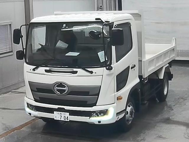 Import and buy HINO RANGER 2019 from Japan to Nairobi, Kenya